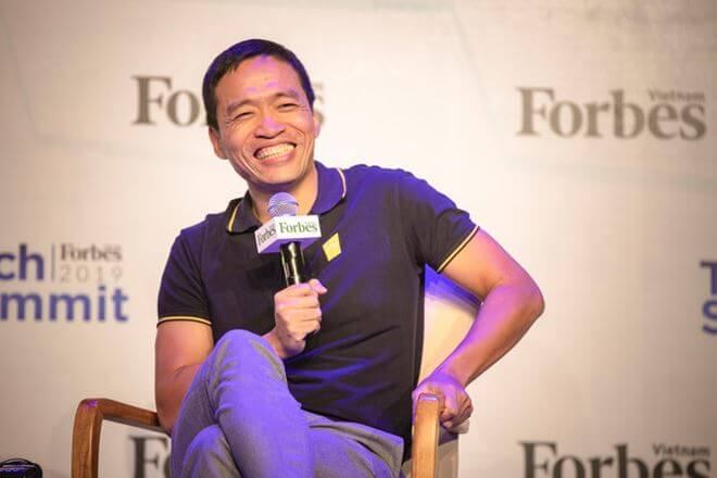 Lê Hồng Minh chia sẻ tại Forbes